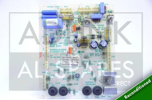 GLOWWORM EXPRESS 100 MAIN PCB S202119 WAS 202119