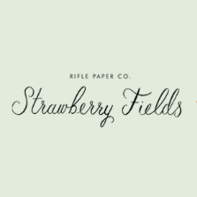 Rifle Paper Co. Strawberry Fields