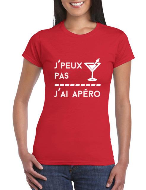 507ae6a57 Tee-Shirt Humour Femme