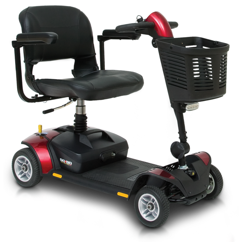 Pride Go-Go Elite Traveller LX Bootable Scooter