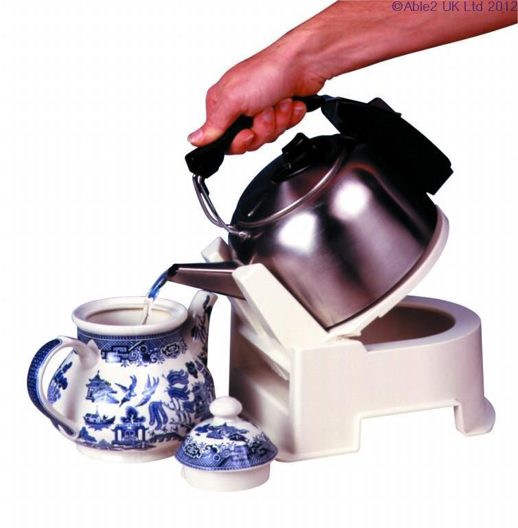 Kettle Teapot Tipper
