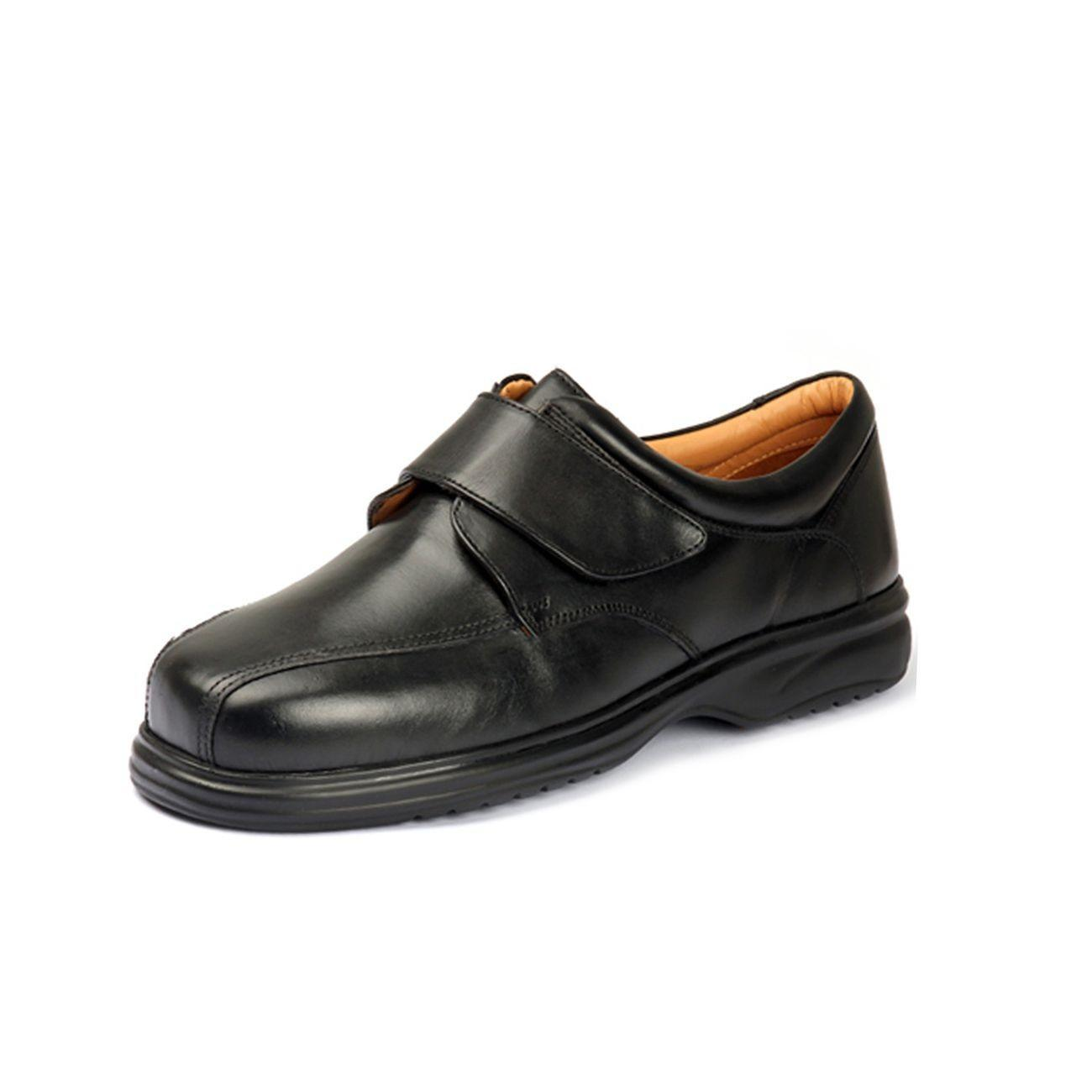 tony leather wider fit mens shoes much more mobility sussex