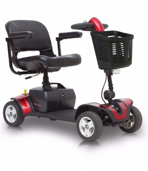 Pride Go-Go Elite Traveller Sport Bootable Scooter Much More Mobility Sussex