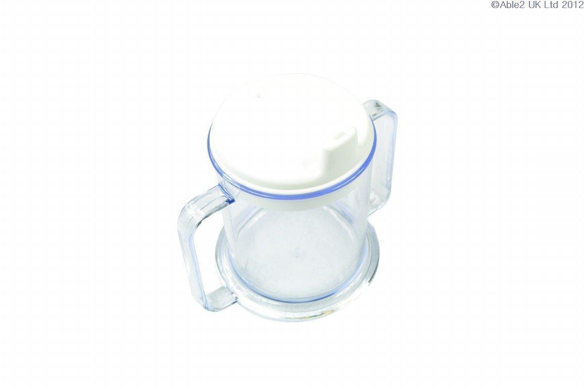 Mug With Lid Handles