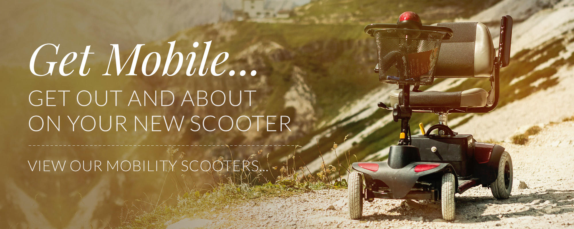 Sussex Mobility Scooters & Accessories