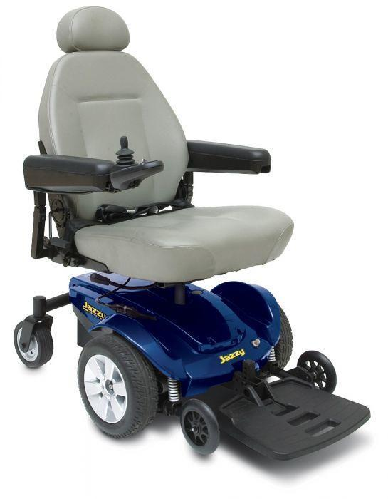 Pride Jazzy Select Power Chair 4Mph Much More Mobility Sussex