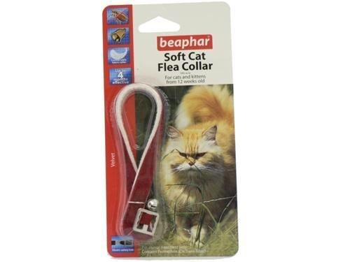 Velvet Cat Flea Collar