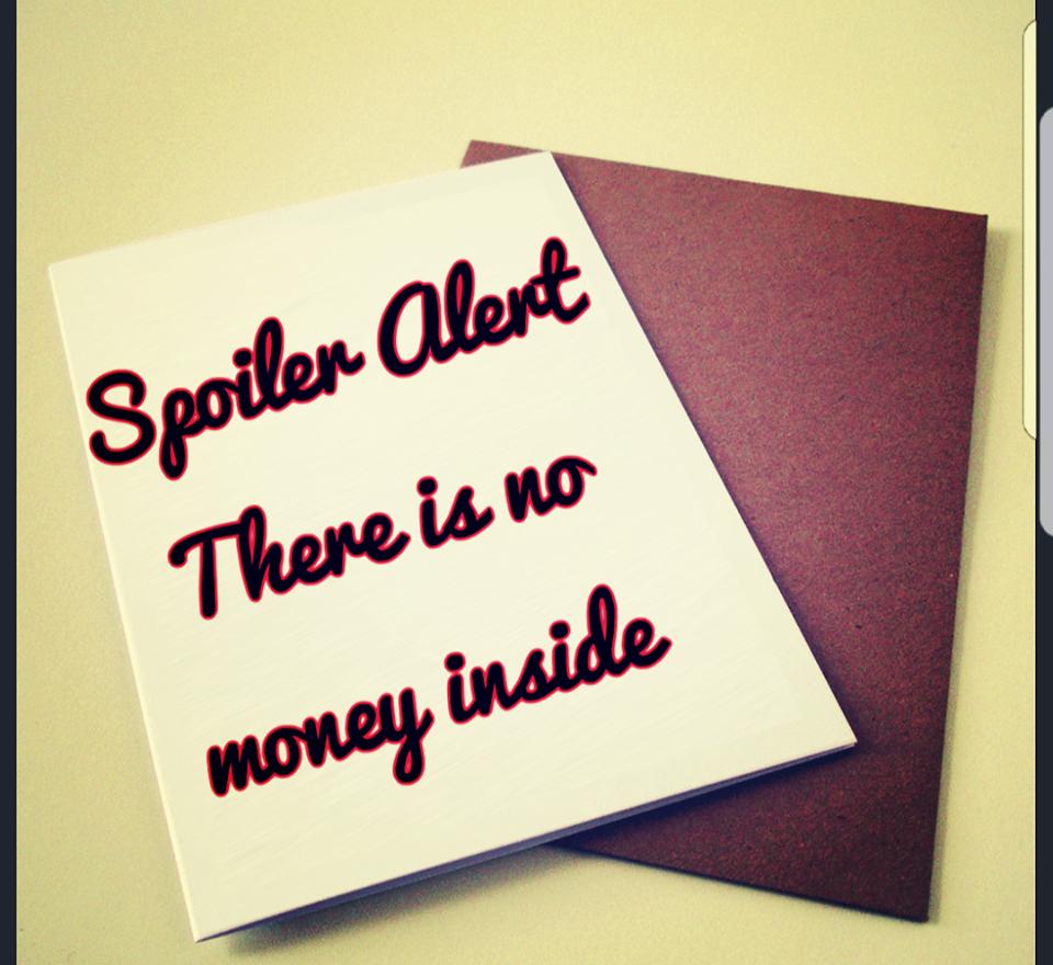 Adult Rude Funny Birthday Card Humor Banter Greeting Card