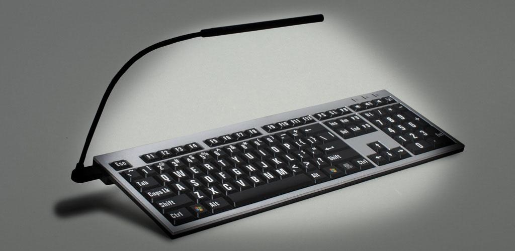 Large Print Keyboards