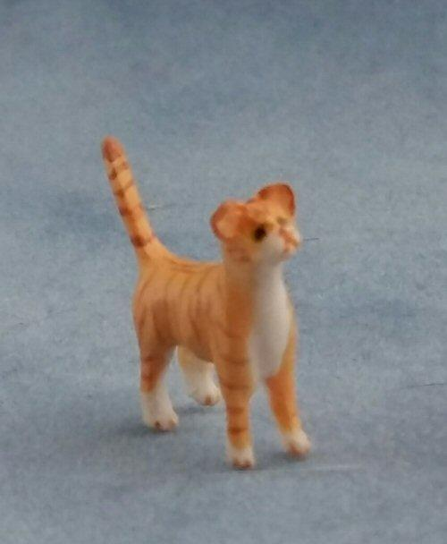 1/24th scale Ginger Cat