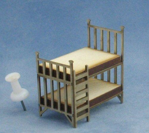 Quarter scale Bunk Bed Kit