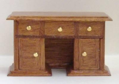 1/24th scale Handmade Dolls House Desk