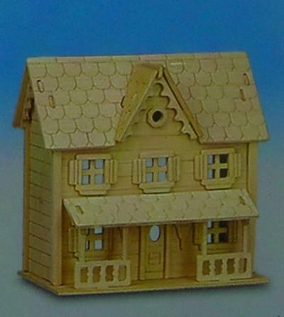 1/48th scale veranda house kit