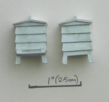 1/48th scale Beehive kit