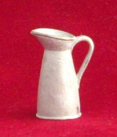1/24th scale Large Metal Water Pitcher or Jug