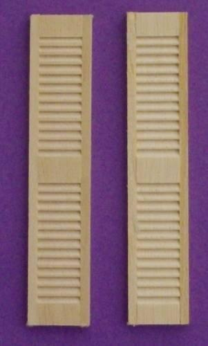 1/24th scale Shutters