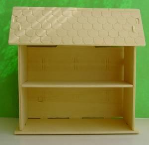 Woodcraft 1/48th scale house kit