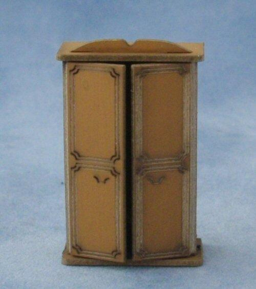1/48th scale two door Wardrobe Kit