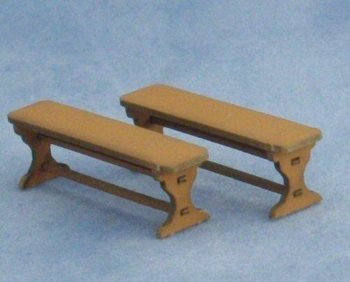 Quarter scale Two Benches Kit