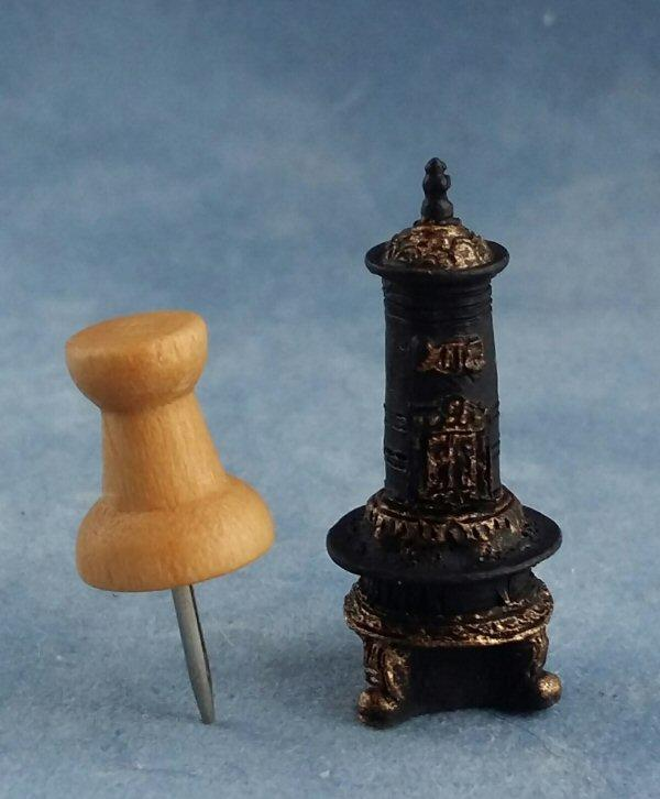 1/48th scale Parlor Stove