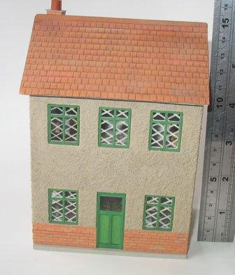 1/48th scale 1930s House Kit