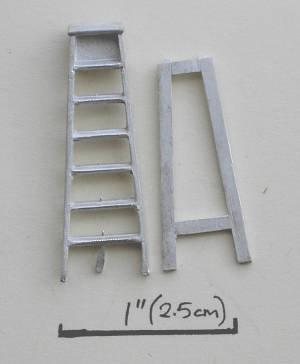 1/48th scale Step Ladder kit