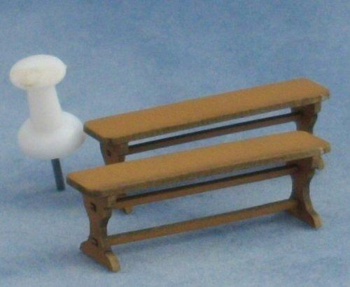 1/48th scale Two Benches Kit