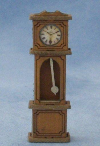 1/48th scale Grandfather Clock Kit