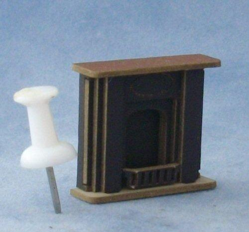 1/48th scale Fireplace with pin for scale