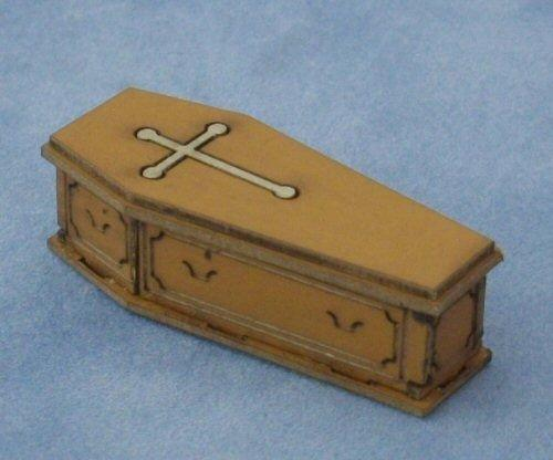 1/48th scale Coffin