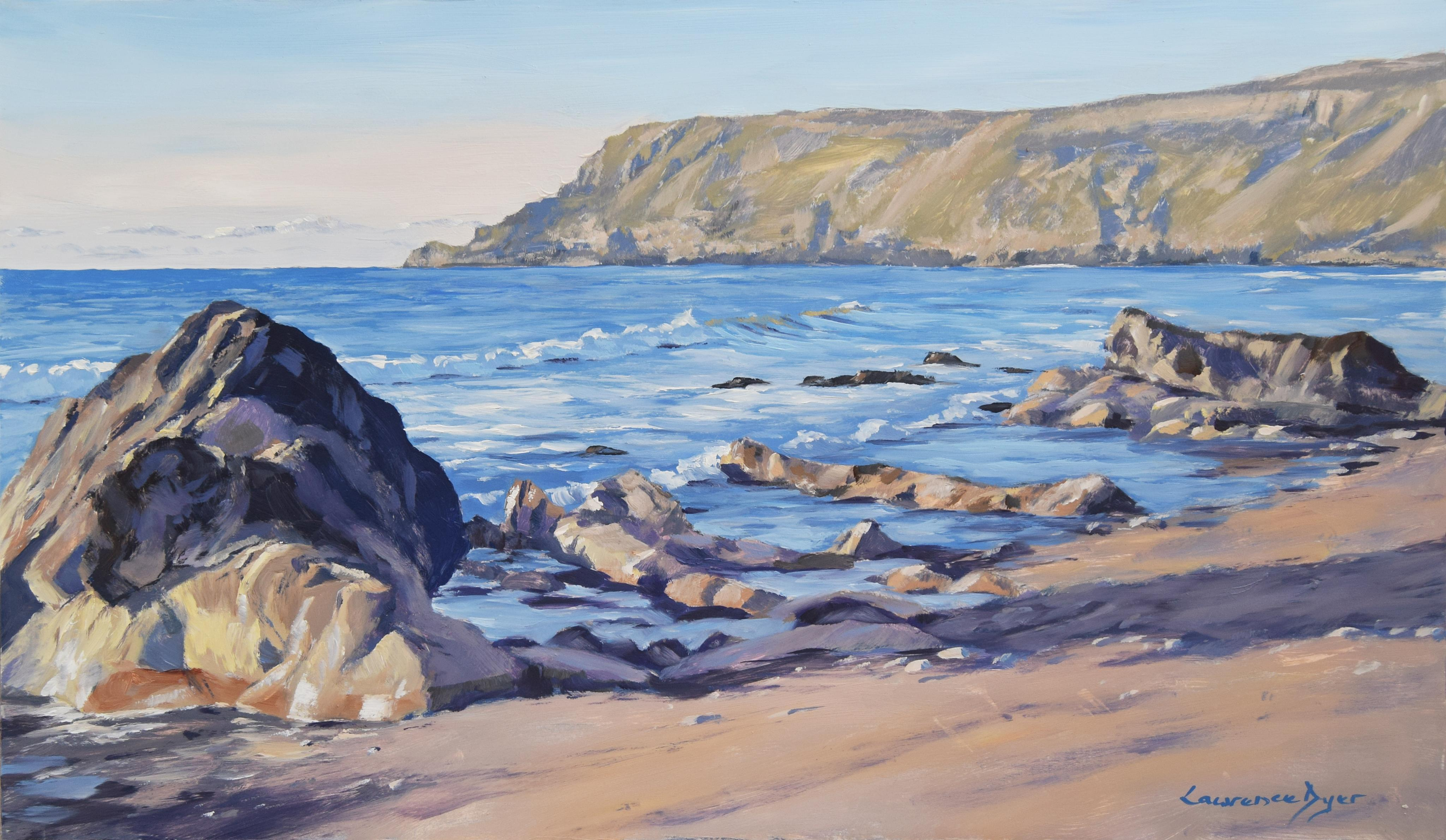 Widemouth Bay by Lawrence Dyer