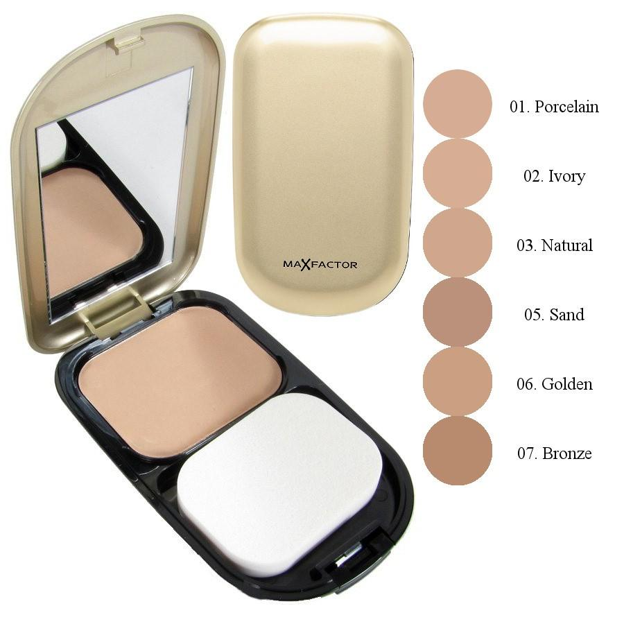 Max factor pressed powder