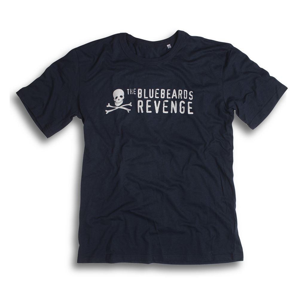 Bluebeards Revenge T-Shirt Small Navy Blue