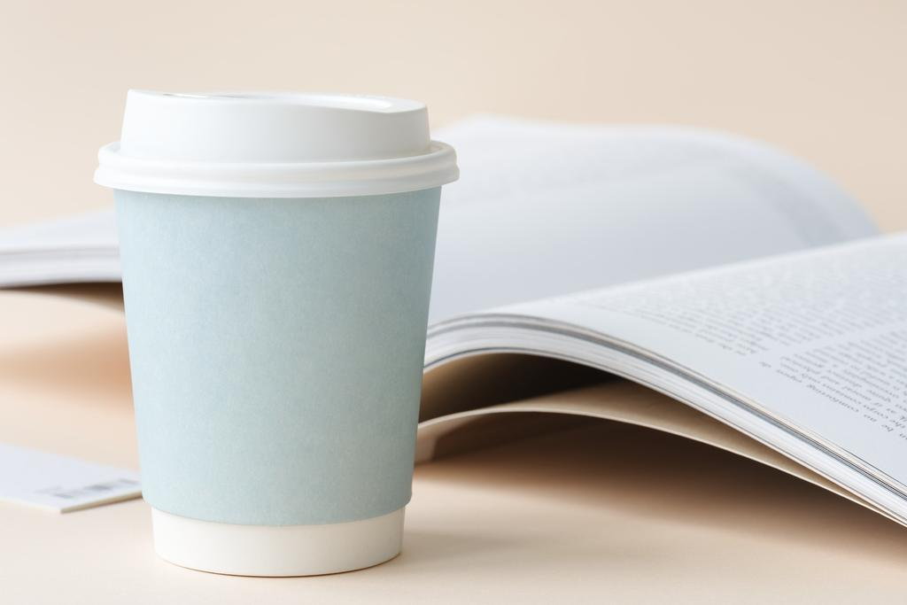 Bottom's Up! What do your Disposable Cups Say About your Business?