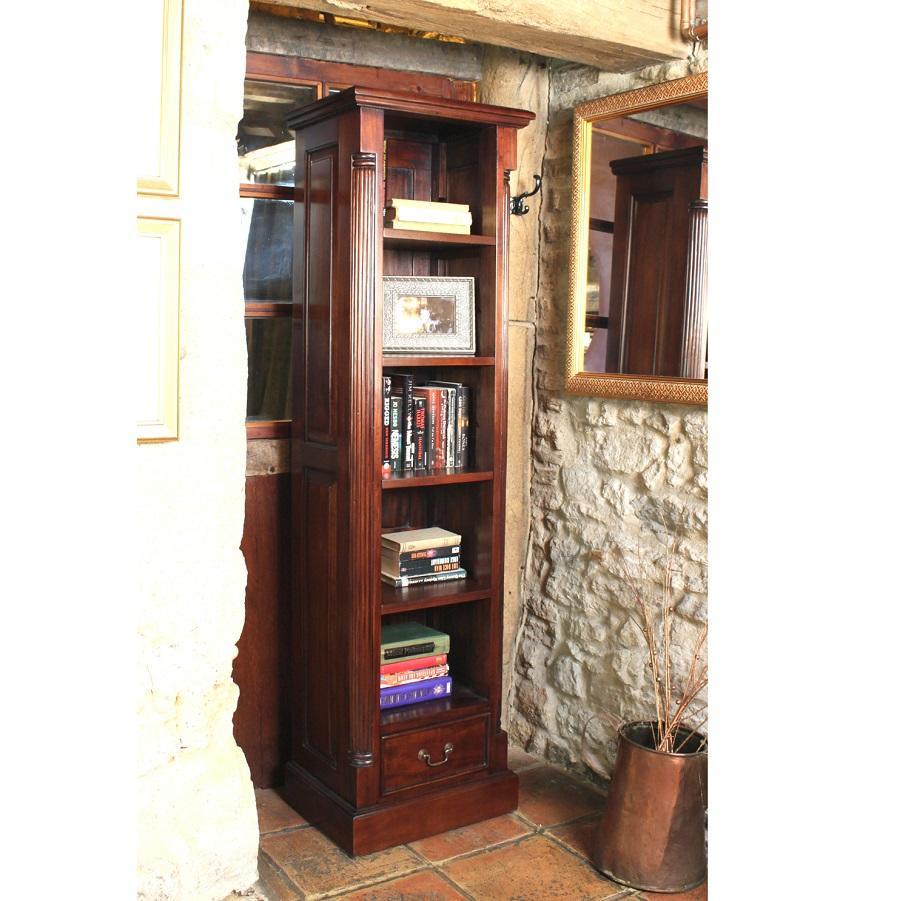 loading charlies tall corona zoom pine direct mexican narrow bookcase