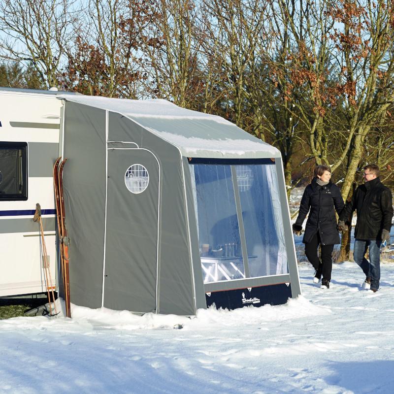 Isabella Caravan Porch Awning Winter Year Round