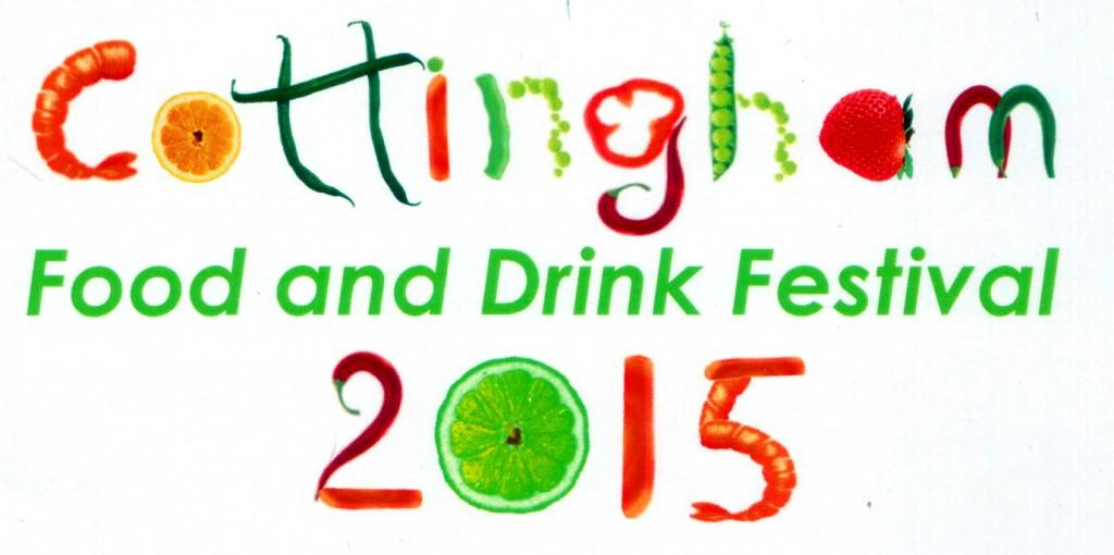 Award Winning Cottingham Food & Drink Festival Returns – Sunday 20th September 2015
