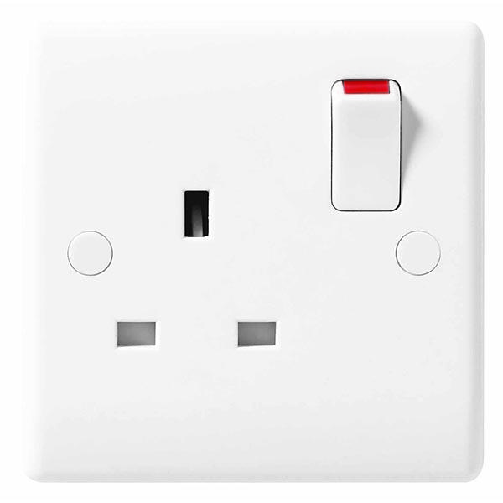 bg 821 nexus 13a 1 gang switched socket. Black Bedroom Furniture Sets. Home Design Ideas