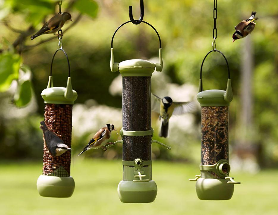copper asian htm bamboo style feeder finish and metal p w glass wild bird
