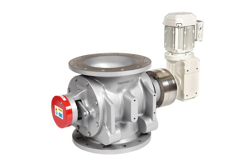 Heavy Duty Modular Cleanable Rotary Valve
