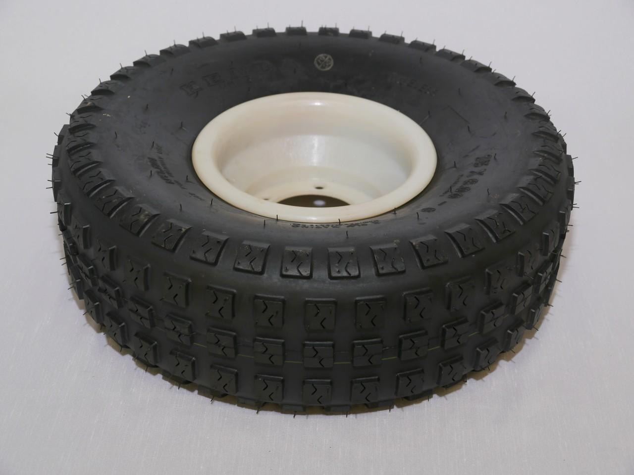 Grp 4 tyres