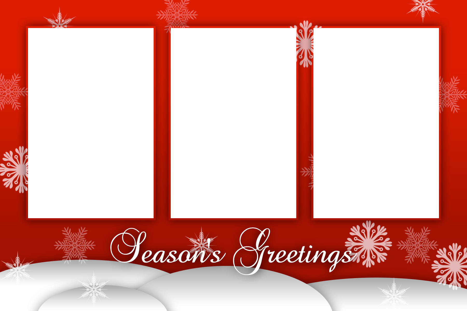 Free seasons greetings overlay for mirror me m4hsunfo