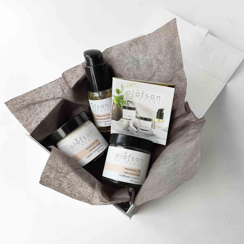 Natural Moisturiser Christmas Gift Set Luxury Vegan Beauty Gifts Uk
