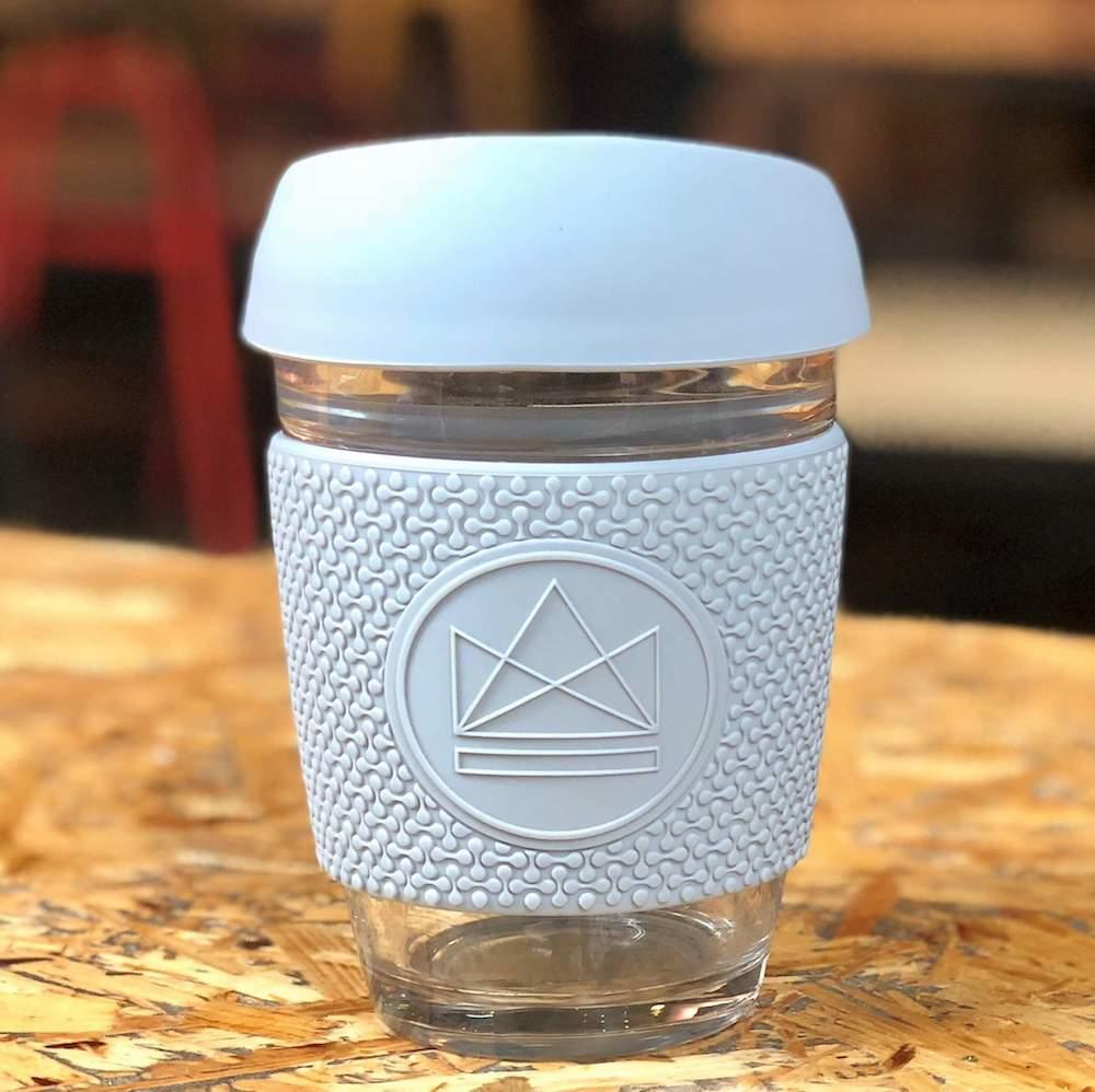 Reusable Coffee Cup Forever Young