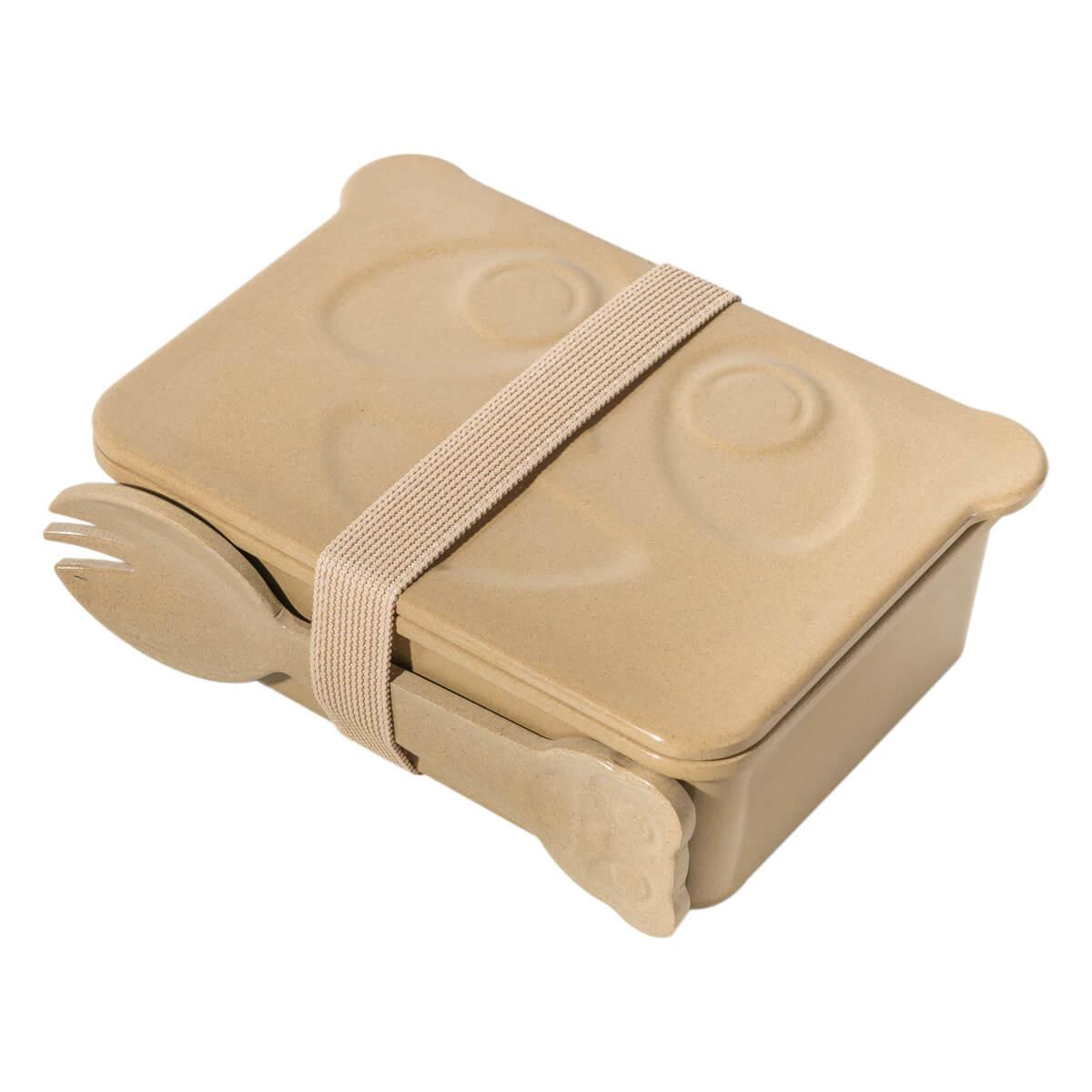 Kids Biodegradable Lunch Box Plastic Free Food Container