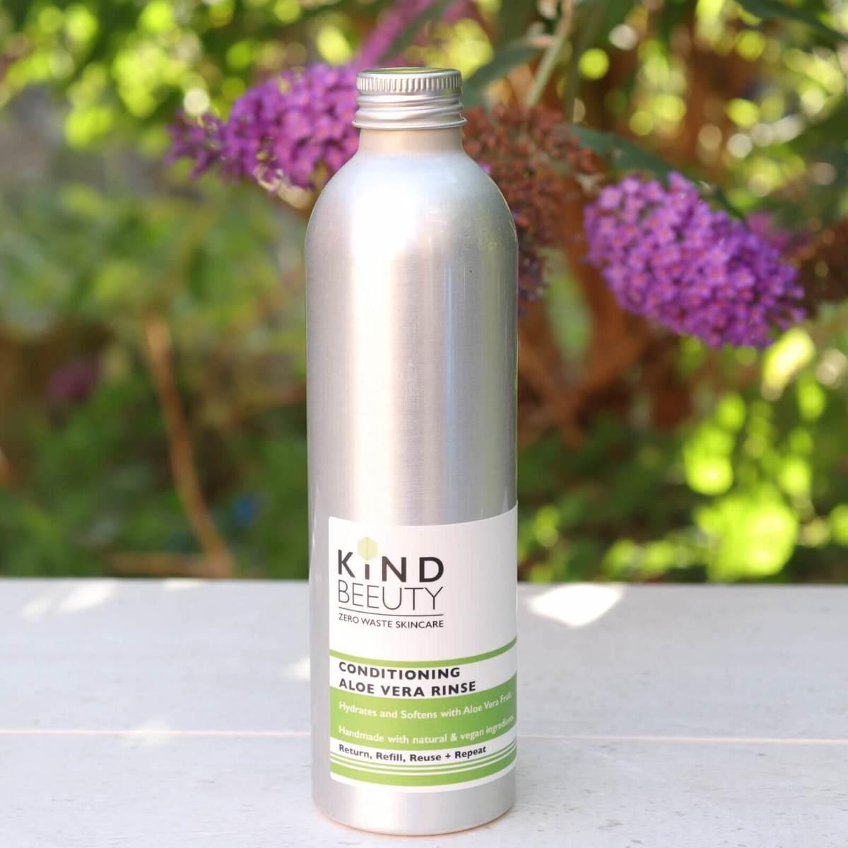 Aloe Vera Hair Conditioning Rinse Natural Citric Acid