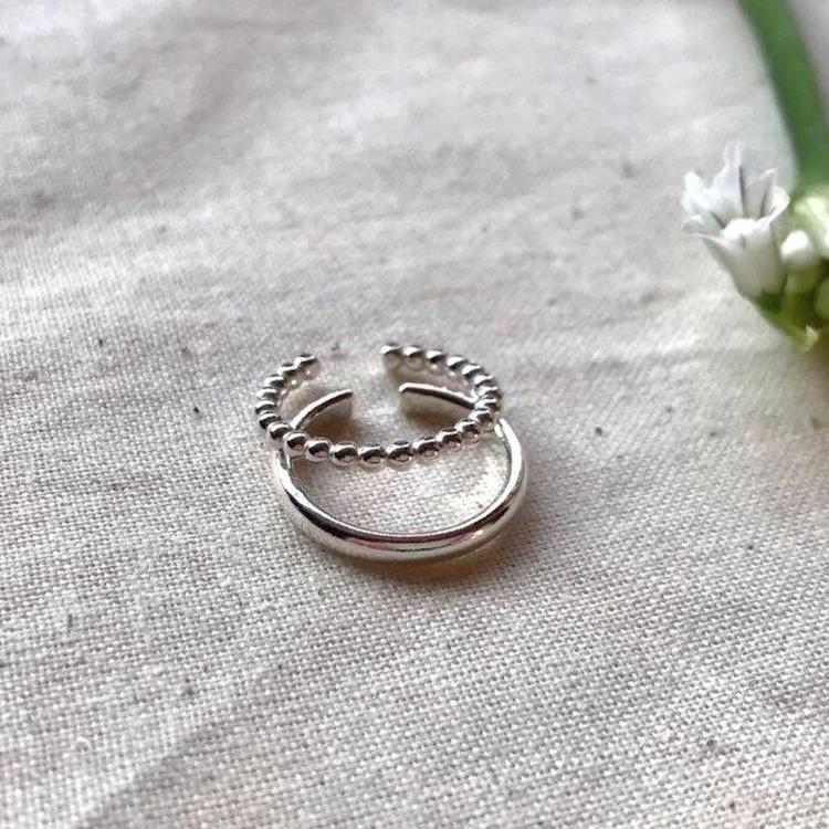 Sterling Silver Solid Toe Ring Solid 2 mm Toe Rings Jewelry