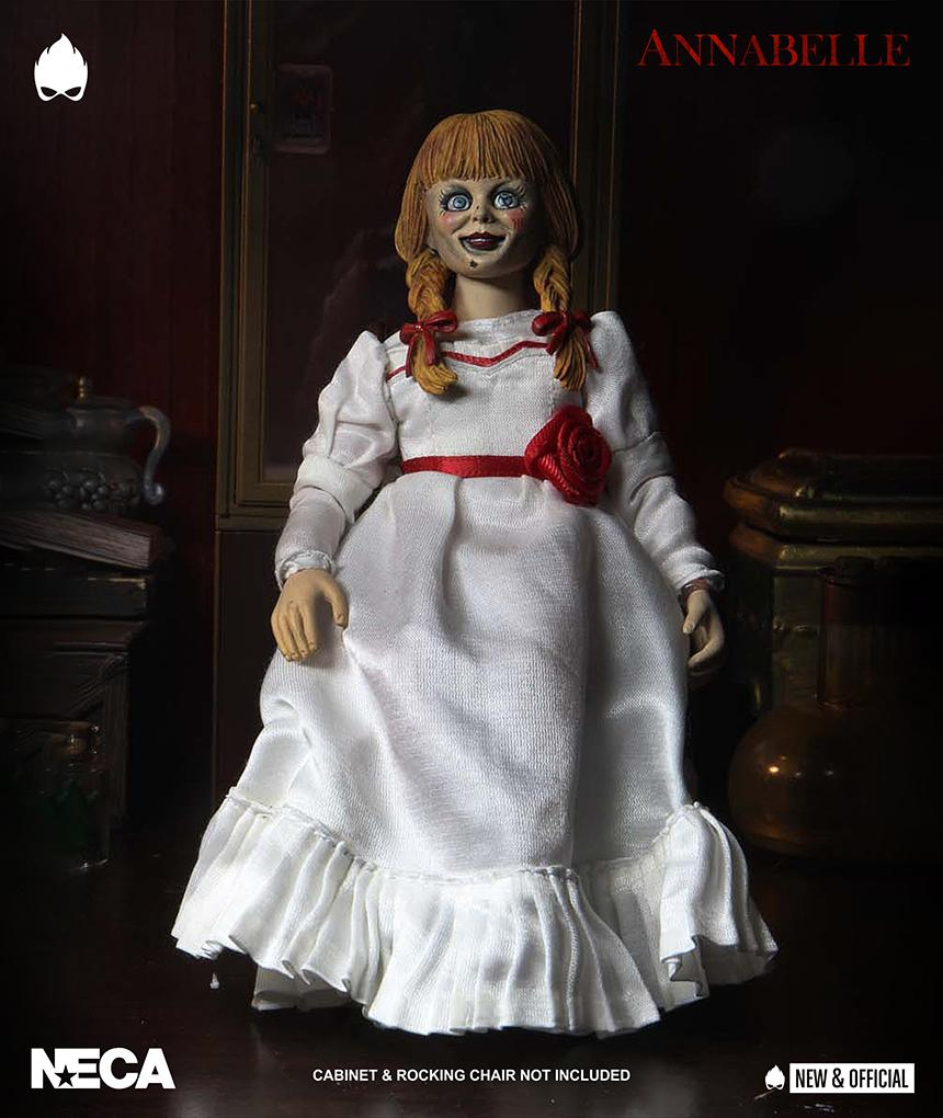 ANNABELLE ULTIMATE 7″ Action Figure 15 cm NECA the CONJURING