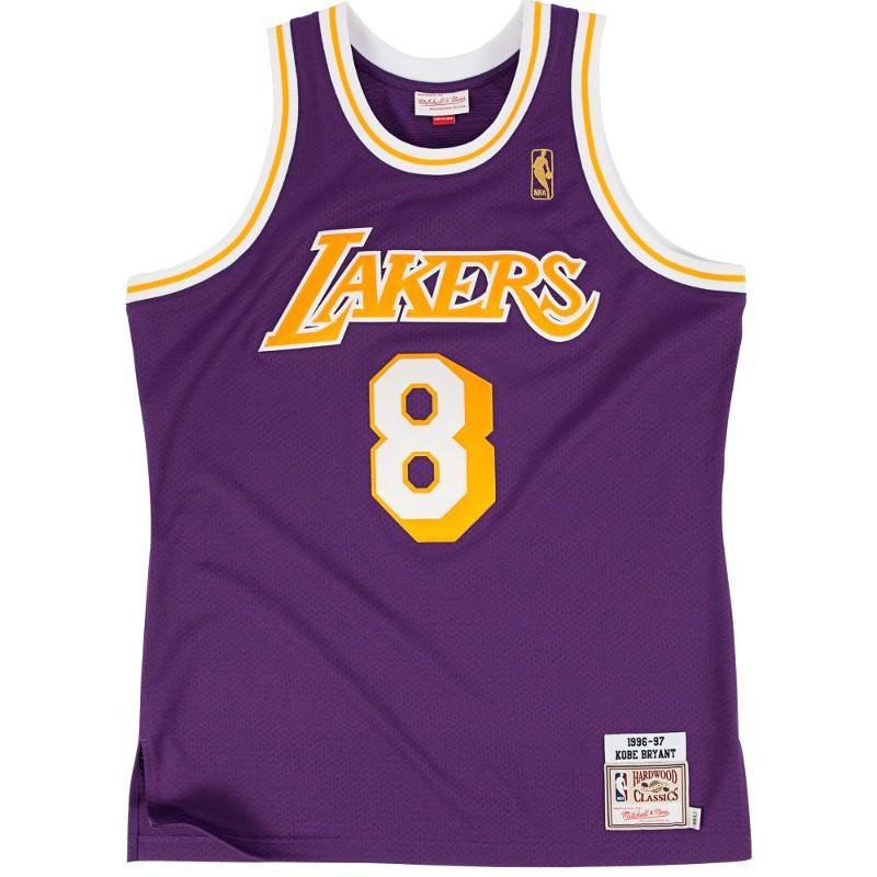 buy online 2fe12 235e5 1996-97 Kobe Bryant Authentic Jersey LA Lakers Mitchell ...
