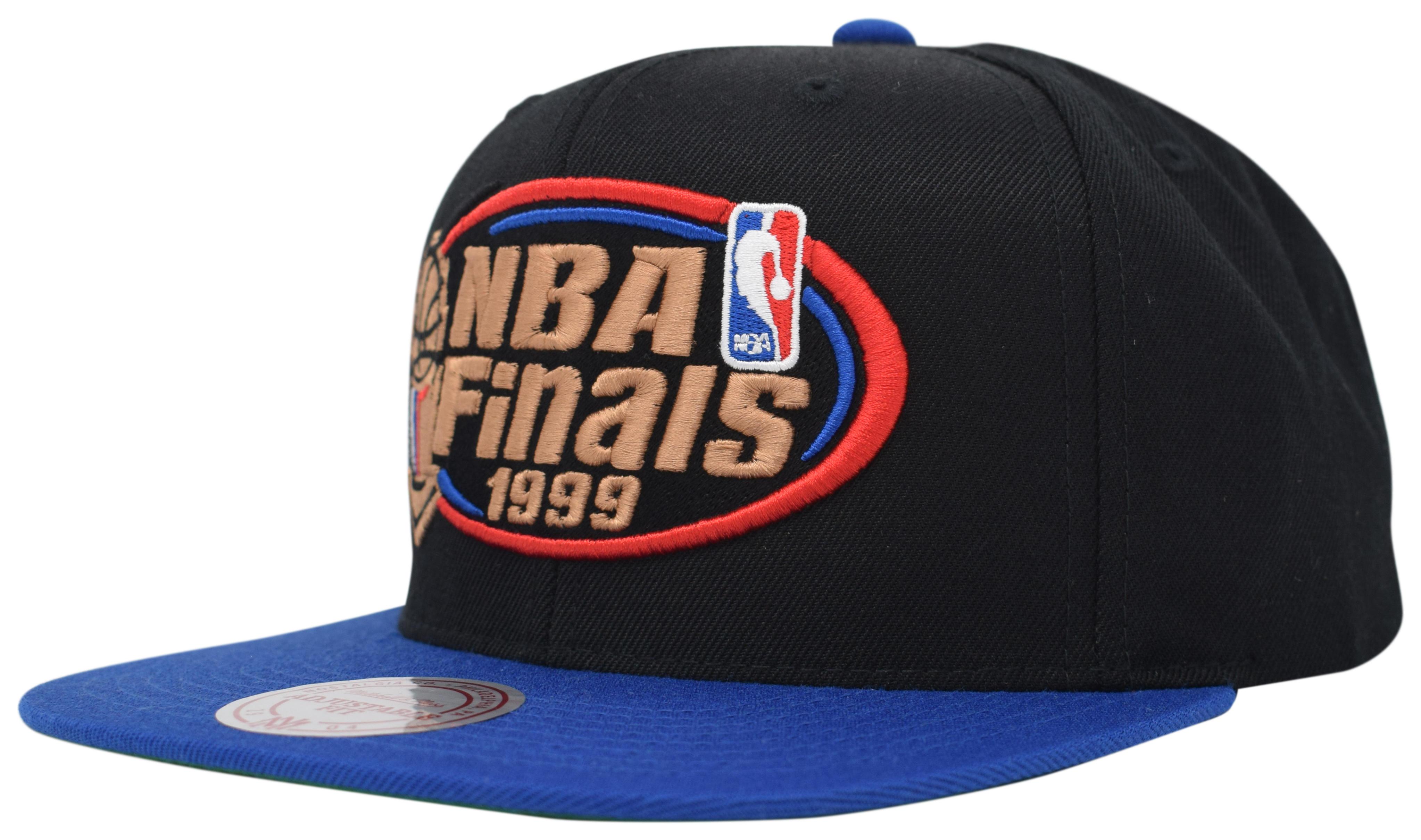 new product d99d5 27124 Mitchell   Ness   NBA Finals Cap - New York Knicks 1999